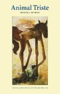 Animal Triste - Monika Maron - cover