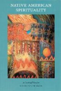 Native American Spirituality: A Critical Reader - cover