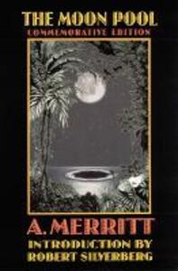 The Moon Pool - A. Merritt - cover