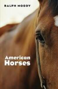 American Horses - Ralph Moody - cover