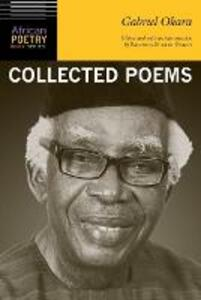 Gabriel Okara: Collected Poems - Gabriel Okara - cover