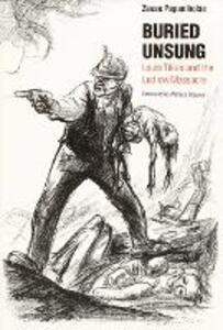 Buried Unsung: Louis Tikas and the Ludlow Massacre - Zeese Papanikolas - cover