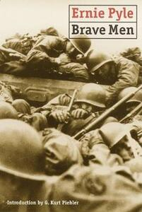 Brave Men - Ernie Pyle - cover