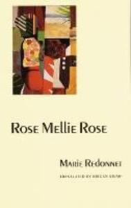 Rose Mellie Rose - Marie Redonnet - cover