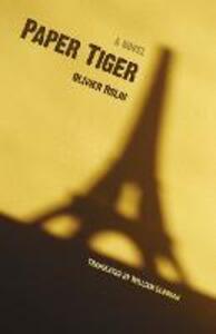 Paper Tiger - Olivier Rolin - cover