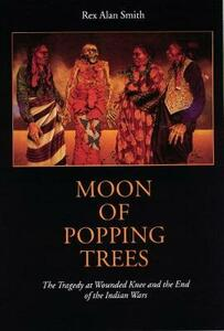 Moon of Popping Trees - Rex Alan Smith - cover
