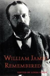 William James Remembered - cover