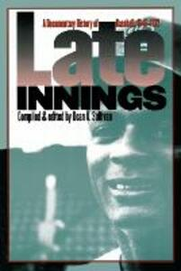 Late Innings: A Documentary History of Baseball, 1945-1972 - cover