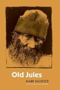 Old Jules - Mari Sandoz - cover