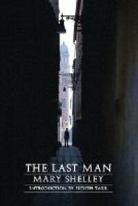 The Last Man - Mary Shelley - cover