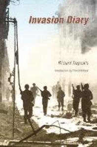 Invasion Diary - Richard Tregaskis - cover