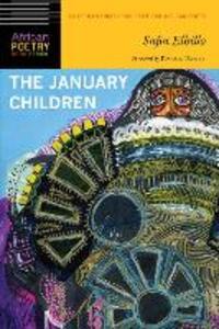 The January Children - Safia Elhillo - cover