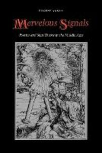 Mervelous Signals: Poetics and Sign Theory in the Middle Ages - Eugene Vance - cover