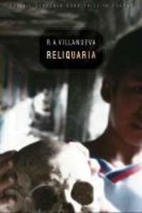 Reliquaria - R. A. Villanueva - cover