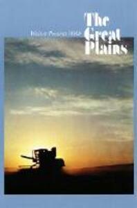 The Great Plains - Walter Prescott Webb - cover