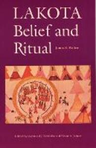 Lakota Belief and Ritual - James R. Walker - cover