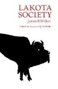 Lakota Society - James R. Walker - cover