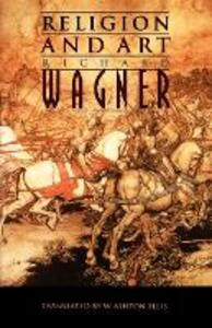 Religion and Art - Richard Wagner - cover