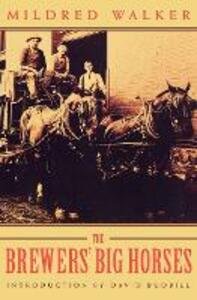 The Brewers' Big Horses - Mildred Walker - cover
