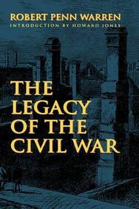 The Legacy of the Civil War - Robert Penn Warren - cover