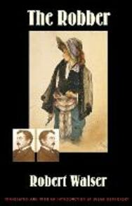 The Robber - Robert Walser - cover