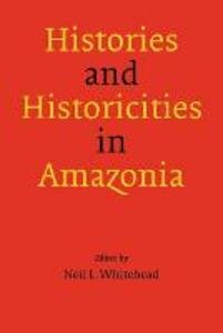 Histories and Historicities in Amazonia - cover