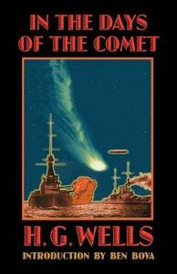 In the Days of the Comet - H. G. Wells - cover
