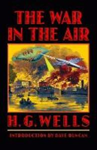The War in the Air - H. G. Wells - cover