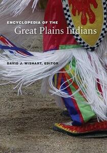 Encyclopedia of the Great Plains Indians - cover