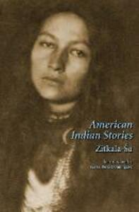 American Indian Stories - Zitkala-Sa - cover