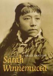 Sarah Winnemucca - Sally Zanjani - cover