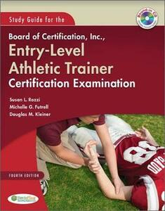 Study Guide for the Board of Certification, Inc. 4e - Rozzi - cover