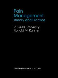Pain Management: Theory and Practice - cover
