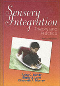 Sensory Integration - Bundy - cover