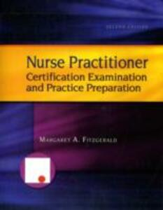 Family Nurse Practitioner Certification Examination and Practice Preparation - Margaret A Fitzgerald - cover