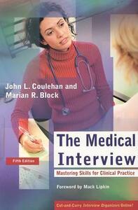 Medical Interview - John L. Coulehan,Marian R. Block - cover
