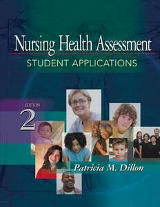 Nursing Health Assessment: Student Applications - Patricia Dillon - cover