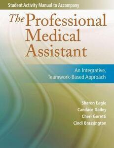Professional Medical Assistant Manual - Eagle - cover