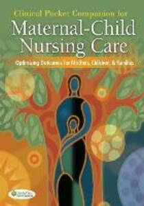 Maternal Child Nursing Care - Susan L. Ward,Shelton M. Hisley - cover