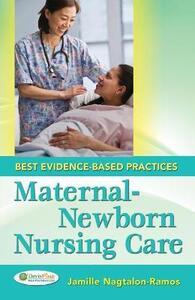 Maternity-Newborn Nursing Care 1e - Jamille Nagtalon-Ramos - cover