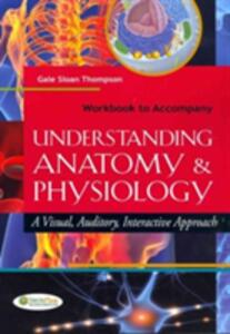 Workbook to Accompany Understanding Anatomy and Physiology: A Visual, Auditory, Interactive Approach - Gale Sloan Thompson - cover