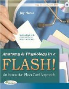 A&P in a Flash! (Book and Flashcards) - Hurst - cover