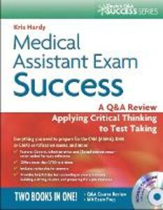 Medical Assistant Exam Success - Kris Hardy - cover