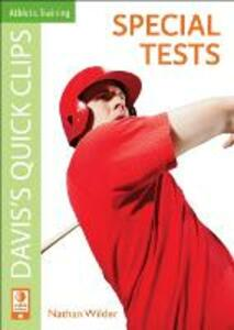 Daviss Quick Clips: Special Tests - J. Nathan Wilder - cover