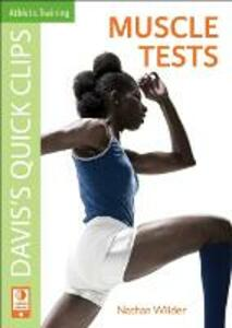 Daviss Quick Clips: Muscle Tests - J. Nathan Wilder - cover