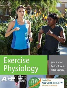 Exercise Physiology - Fabio Comana,Cedric Bryant - cover