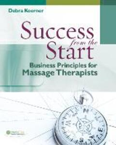 Success from the Start 1e - Debra Koerner - cover