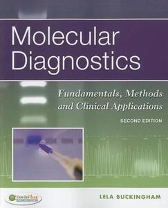 Molecular Diagnostics 2e - Lela Buckingham - cover