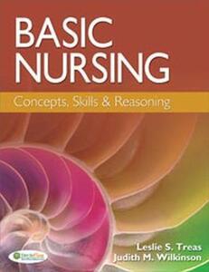Basic Nursing 1e - Leslie S. Treas,Judith M. Wilkinson - cover