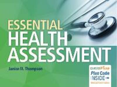 Essential Health Assessment - Thompson - cover